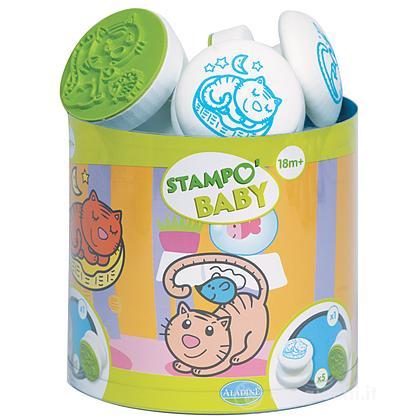 Stampo Baby - Gattino