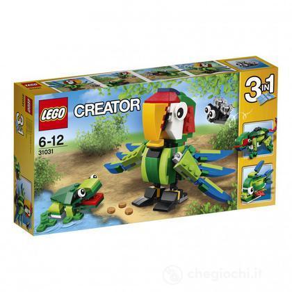 Animali della foresta pluviale - Lego Creator (31031)