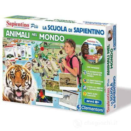 La Scuola di Sapientino - Animali nel mondo