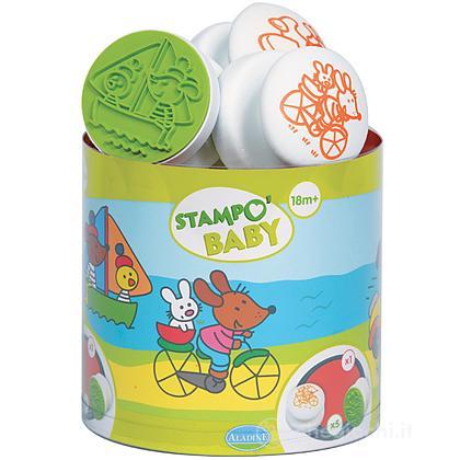 Stampo Baby - Cagnolino