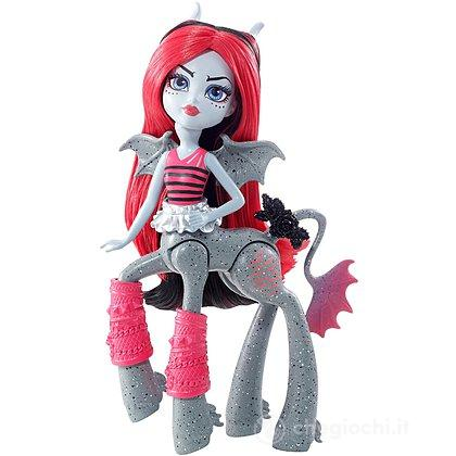 Lyra Quartzmane - Monster High centauro (DGD14)