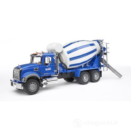 Mack camion betoniera (2814)