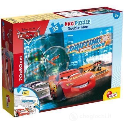 Puzzle Double Face Supermaxi 35 Cars