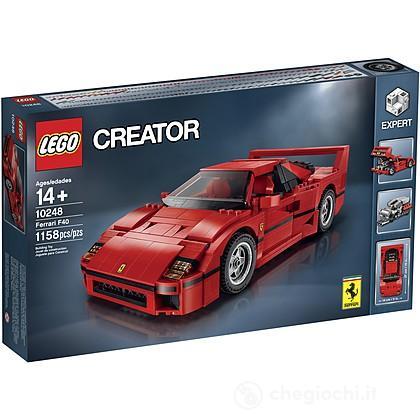 Ferrari F40 -Lego Creator (10248)
