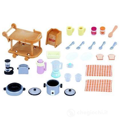 Set accessori cucina