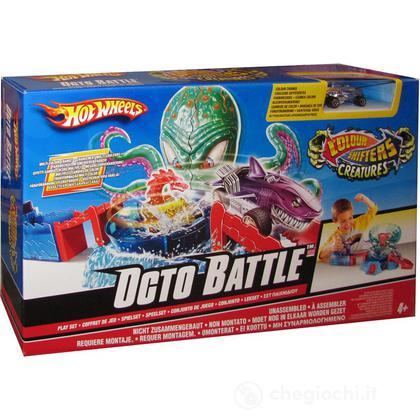 Hot Wheels - Octo Battle Cambia Colore (R1164)
