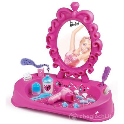 Vanity da tavolo Barbie Pink Shoes musicale (6820)