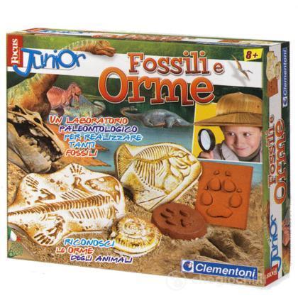 Focus Junior. Fossili e orme