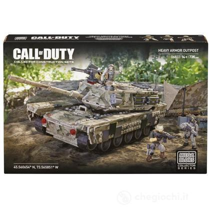 Mega Brands Call Of Duty Carro Armato 06822U