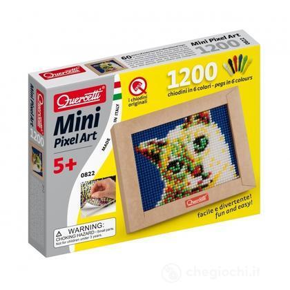 Pixel Art Mini - Gatto (0822)