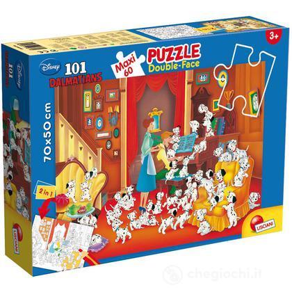 Puzzle Double Face Supermaxi 60 Carica 101