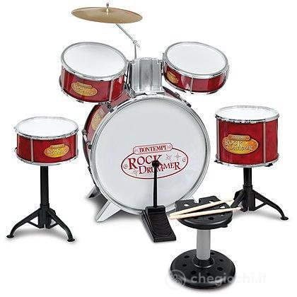 Jazz Drum Batteria
