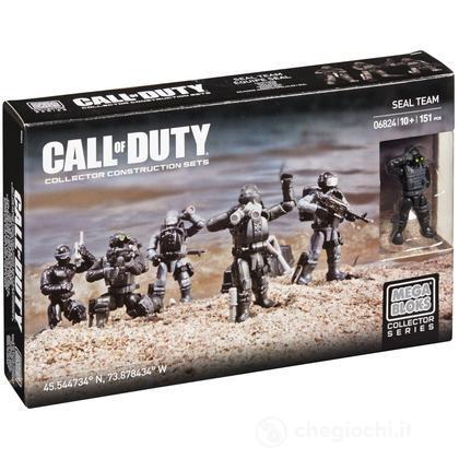 Call Of Duty Squadra Seal 5 pz 06824U