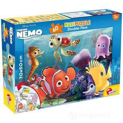 Puzzle Double Face Supermaxi 60 Nemo