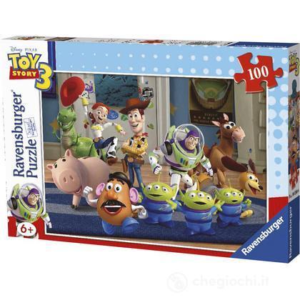 Toy Story 3: Woody e Buzz (10828)