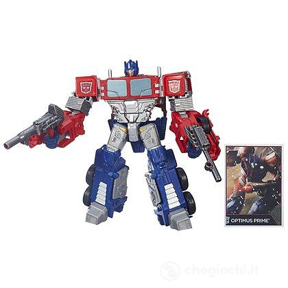 Transformers - Combiner Wars - Voyager Optimus Prime