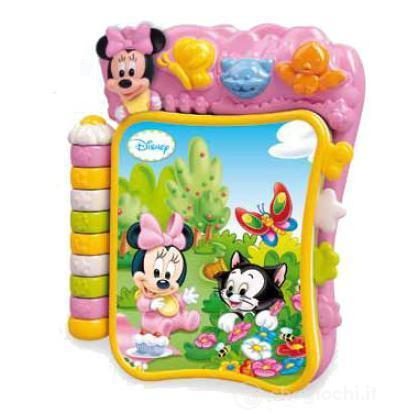 Il dolce libro di Baby Minnie
