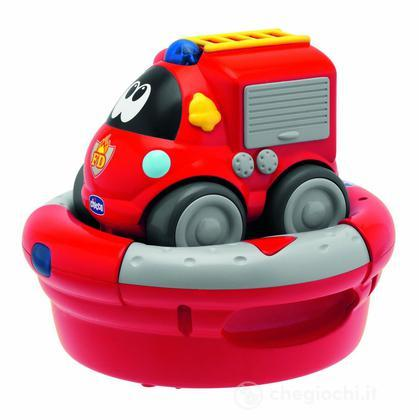 Gioco RC Charge & Drive Pompieri