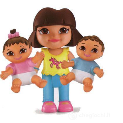 Dora e i gemelli - Dora e i suoi amici (X7995)