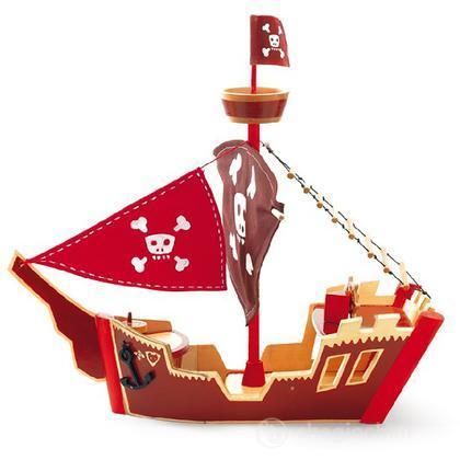Nave pirata (DJ06830)