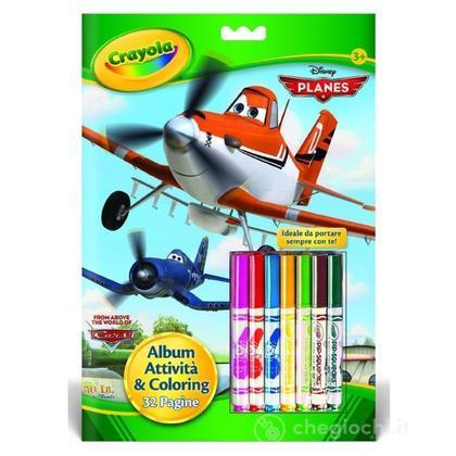 Album Attività & Coloring Disney Planes (5830)