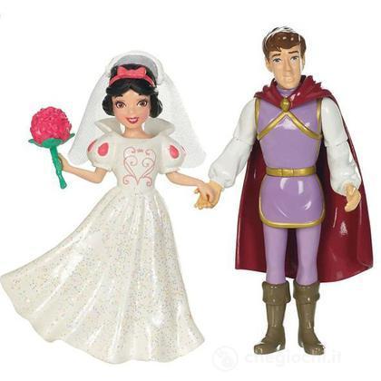 Principesse Disney nozze da sogno - Biancaneve (T7322)