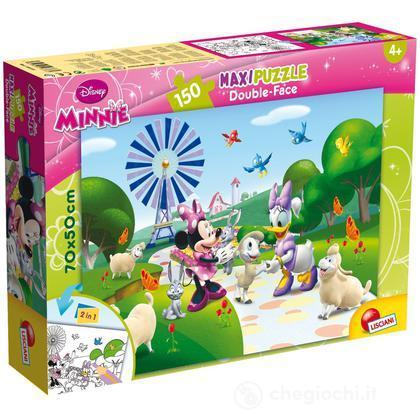 Puzzle Double Face Supermaxi 150 Minnie Dis 5