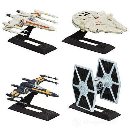 Star Wars The Black Series Modellini di veicoli serie Titanium (B3826EU4)