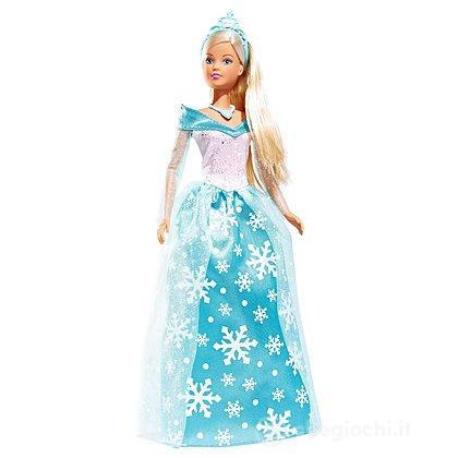 Steffi Love Principessa Ice con abito glitterato