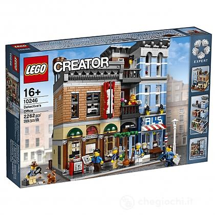 Ufficio dell'investigatore- Lego Creator (10246)