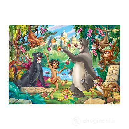 Puzzle + Color Fustino Maxi 48 Libro Giungla (48380)