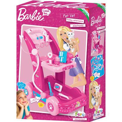 Carrello - Trolley Veterinaria Barbie (6840)