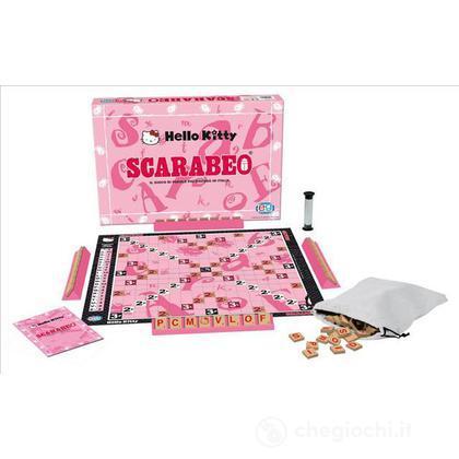 Scarabeo hello kitty giochi da tavolo editrice giochi - Gioco da tavolo scarabeo ...