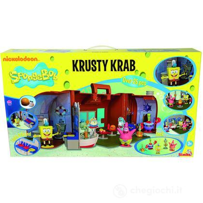 Krusty krab SpongeBob (109498844 )
