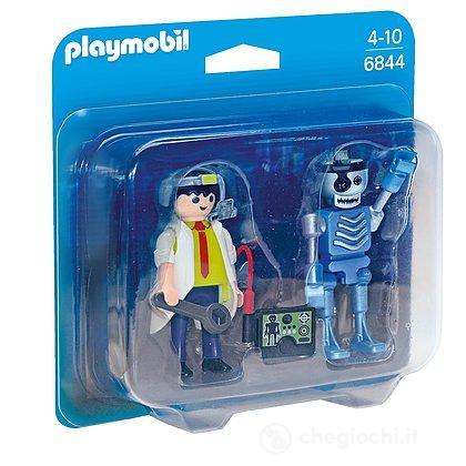 Dr Bios e Robot 6844