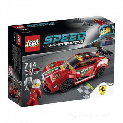 458 Italia GT2 - Lego Speed Champions (75908)