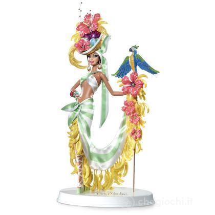 Barbie Collector - Bob Mackie, Brasilian Banana Bonanza (W3515)