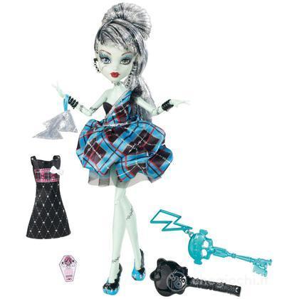 Monster High Compleanno da paura - Frankie Stein (W9190)