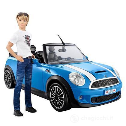 Ken e la sua Mini Cooper (X2850)