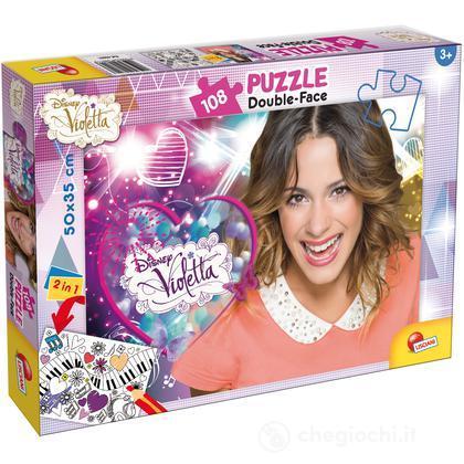 Puzzle Double Face Plus 108 Violetta Music Star (48601)