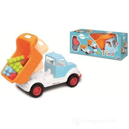 Camion con 38 Costruzioni (SBT71310)