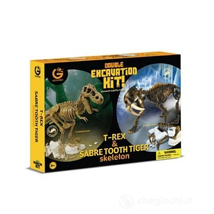 Double Excavation Kit Trex e Tigre
