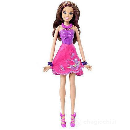 Fata Fashionista bruna (T7351)