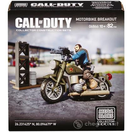 Call Of Duty Motorbike Breakout (06866V)