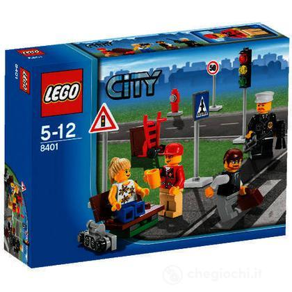 LEGO City - LEGO City - personaggi e accessori (8401)