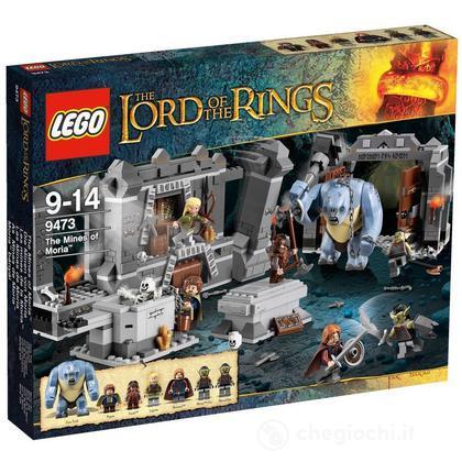 Le miniere di Moria - Lego LofTR/Hobbit (9473)