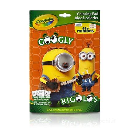Album Googly Eyes Minions (04-5870)