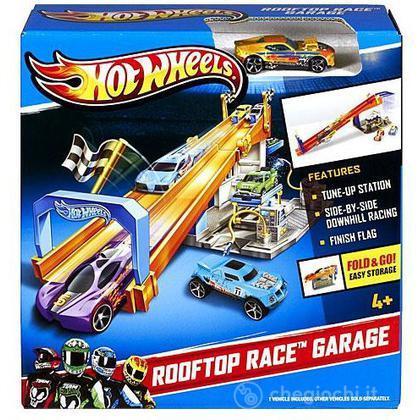 Race Garage (X9296)