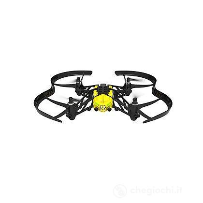Drone Airborne Cargo Travis con fotocamera - Giallo