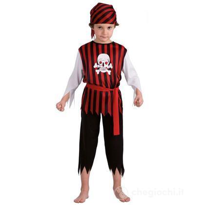 Costume Pirata Corsaro Taglia V (65878)